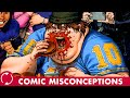 TOP 5 Weight-Loss Stories and Heroes Being JERKS! | Comic Misconceptions