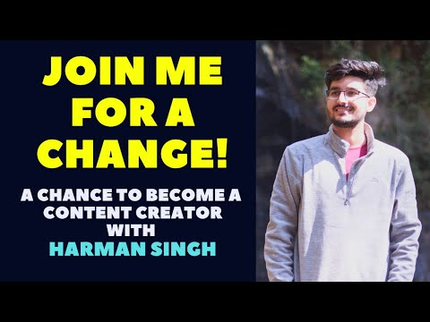 I Want Your Support 🔥 | Create Content With Me ❤️ | New FREE Teaching Channel by Students | Join Me