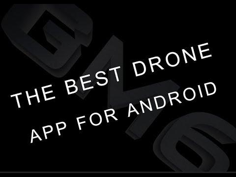 THE BEST DJI DRONE APP