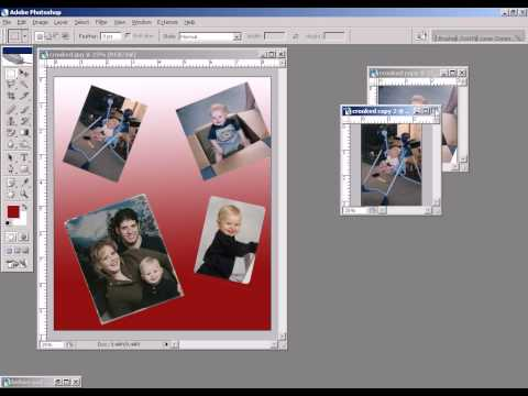 Photoshop CS2 - Phan 11 - Bai 3 - Co the ban chua biet (Cat cup)