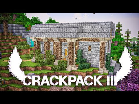 Crackpack 3 Modpack Ep. 2 Mining Time