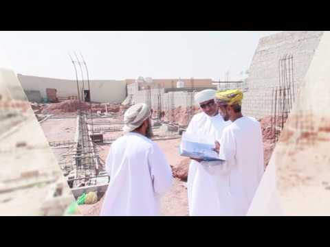 Oman development bank - infographic video (Clavia Media Production)