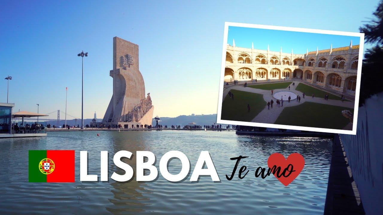 Enamorados de Lisboa #2😊❤❤❤(4K) | Armando la Ruta
