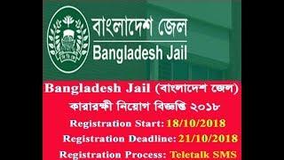 Bangladesh Jail Prison Guard Recruitment Circular 2018