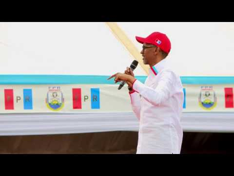 RPF Chairman Paul Kagame campaigns in Gasabo Bumbogo  | 02 August 2017