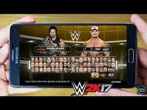 (101 MB) DOWNLOAD WWE GAME FOR ANDROID (10000% WORKING)