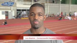 Athletics Camp at Loughborough University – Summer 2015
