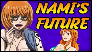 Nami's Future After The Story - One Piece Discussion