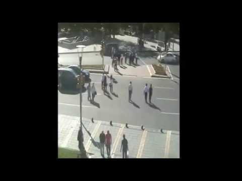 Ankara Mobese Kaza Anları
