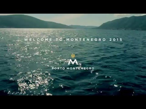 Welcome to Porto Montenegro