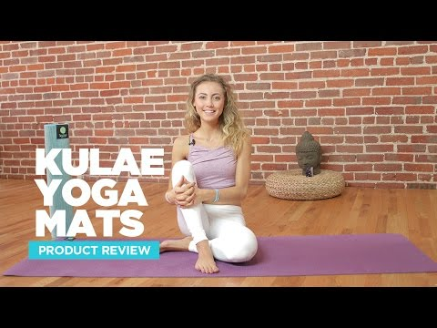 Review of Kulae's Eco-Friendly Yoga Mats