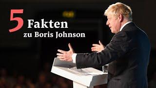 Boris Johnson: Ein etwas anderer Politiker