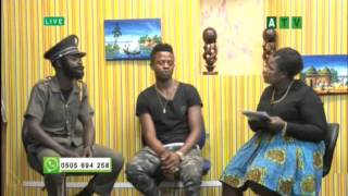 BABA SPIRIT AND ASA KHALIFA ON ANIGYE KROM