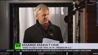 Sweden to seek Assange's extradition after UK prison sentence over rape allegation
