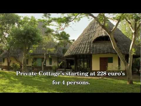 Forest Dream Diani Beach Resort Kenya. Eco friendly familie run hotel.