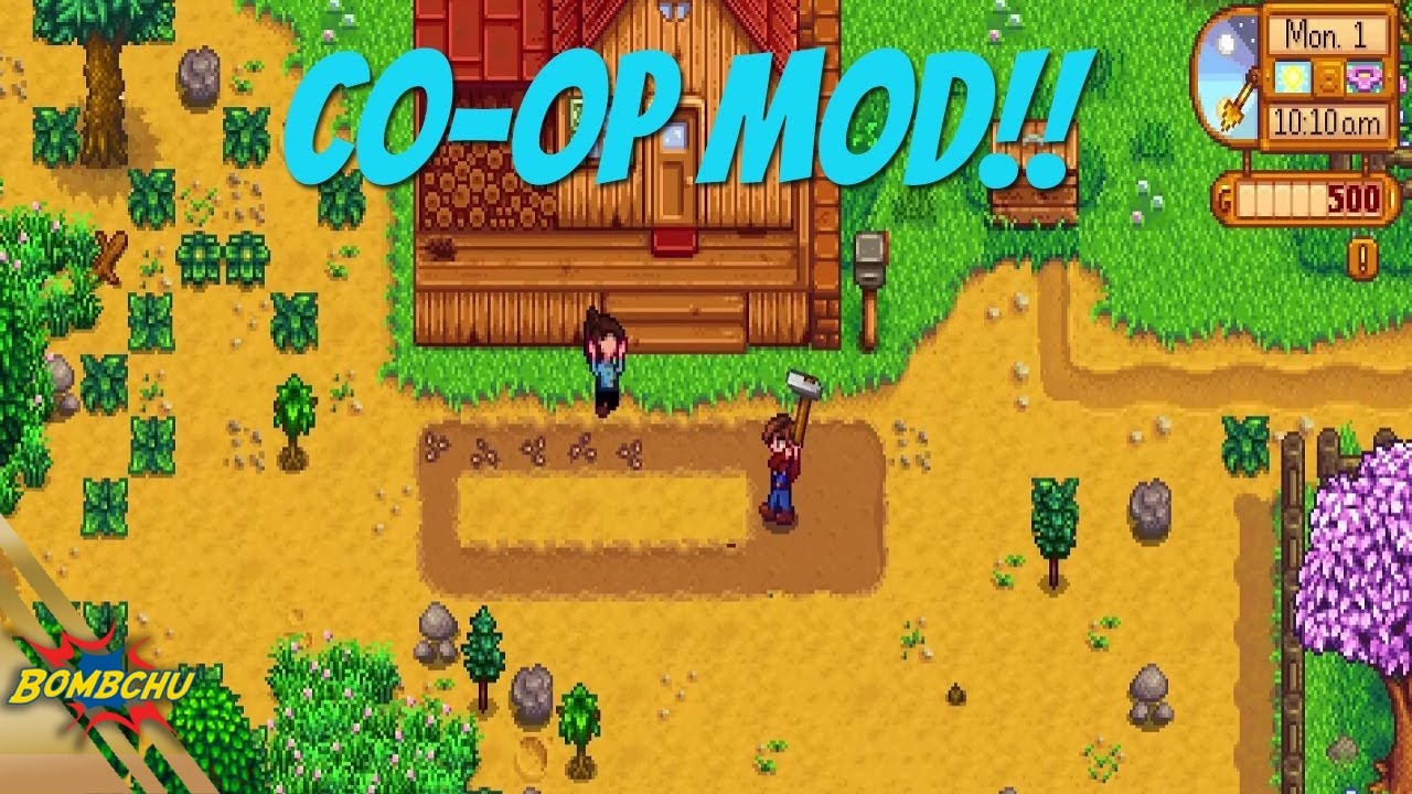 Stardew Valley Co-Op Review (Makeshift Multiplayer Mod)