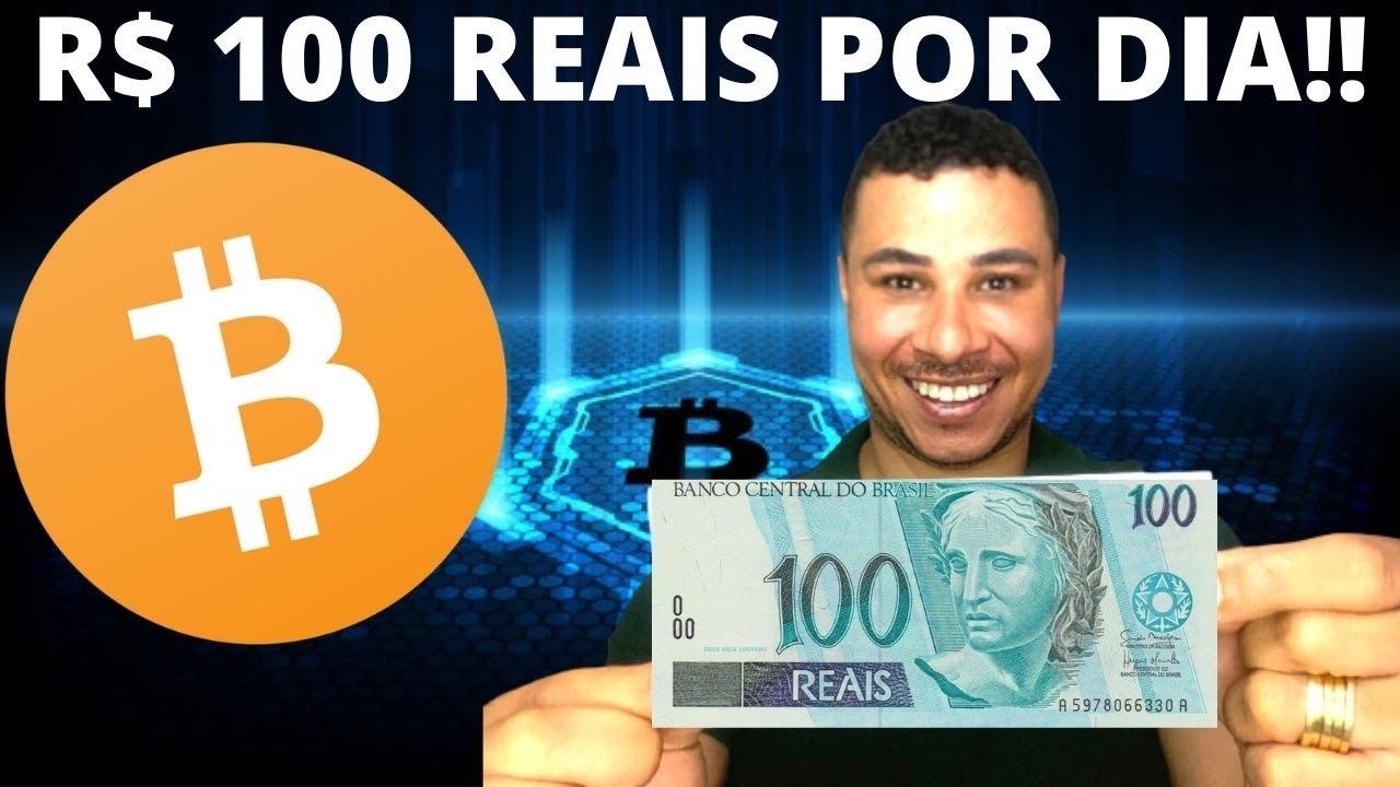 comprar 100 reais em bitcoin rastreamento de investimento em bitcoin