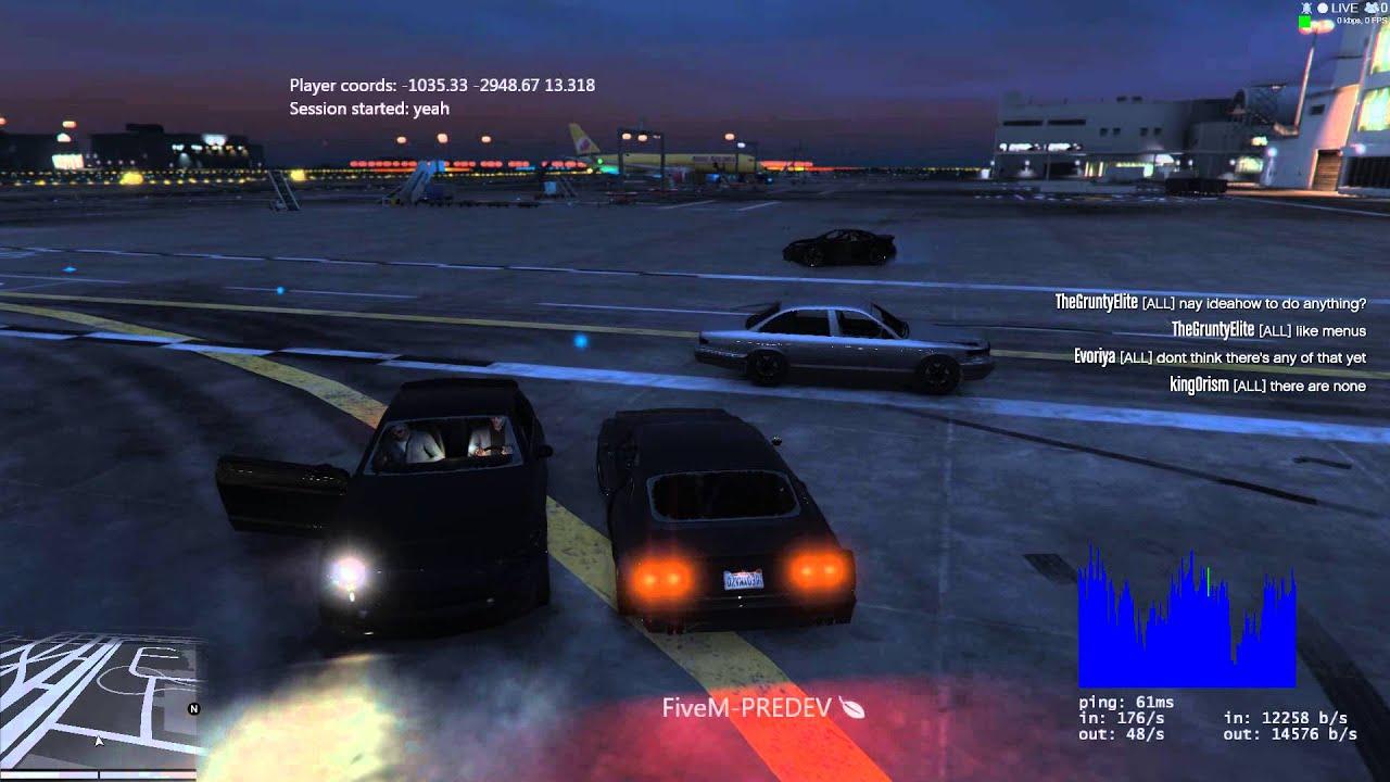 GTA 5 FiveM Dedicated Multiplayer Servers Are Live | One