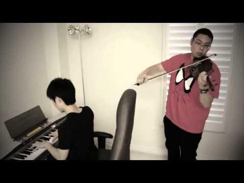 SKYFALL  Adele PianoViolin Duet ft HarbingerDOOM