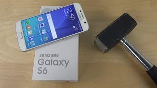 Samsung Galaxy S6 Black - Unboxing (4K)
