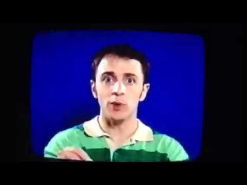 Opening to blues clues blues big pool party 1999 vhs austraila youtube - Pool and blues ...
