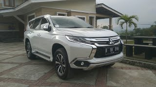 Video Mitsubishi All-new Pajero Sport Dakar 4x2 A/T Ultimate (CKD) Start Up & Review Indonesia download MP3, 3GP, MP4, WEBM, AVI, FLV Agustus 2018