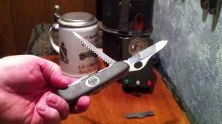The Victorinox GAK or German Army Knife