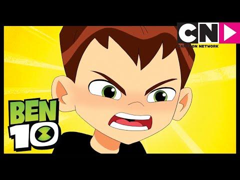 Ben 10 | The Ant Queen Wants The Spotlight | Cartoon Network