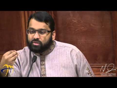 Seerah of Prophet Muhammad 83 - Battle of Hunayn Part 2 ~ Dr. Yasir Qadhi | 23rd April 2014