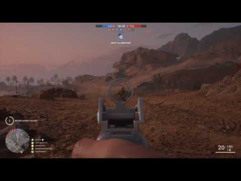 Battlefield 1 suez MANONYC SixthGear buttery smooth g-sync 1440p Acer predator on xb271hu