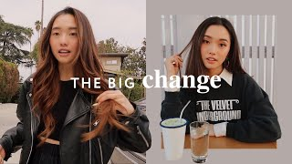 Time for a Change 💇🏻‍♀️ | January Vlog