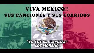 VIVA MEXICO SUS CANCIONES Y SUS CORRIDOS  MIX 12  TEMAS CON VARIOS ARTISTAS