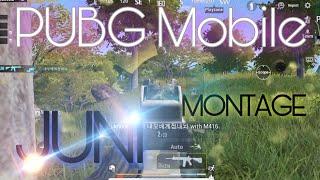 PUBG Mobile GBR JUNI 모바일 배틀 그라운드 지부리 주니 하이라이트