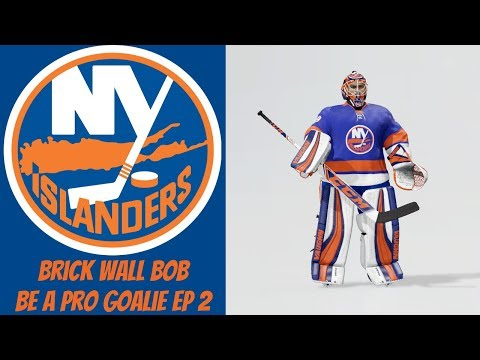First Game in Brooklyn!   Be a Pro   Brick Wall Bob Ep 2