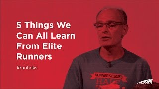 5 Things We Can All Learn From Elite Runners with Budd Coates | Altra RunTalks Episode 10