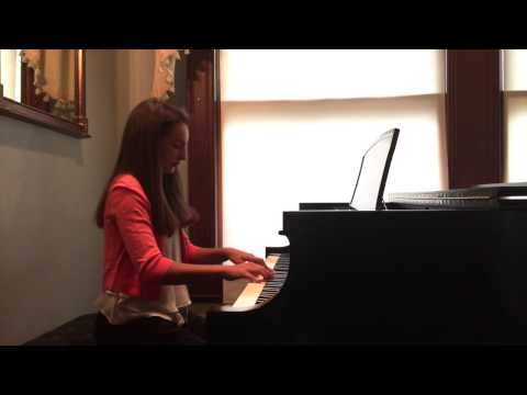 """Liquid Sky"" - original song by Emily Bear (age 13), Second Saturday Song #1"