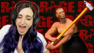 Rage Rage Fish Man Rage RAGE! | Getting Over It