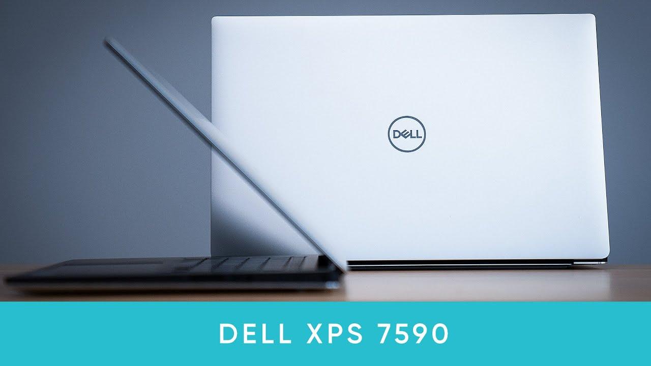 Đánh giá Dell XPS 15 7590 (2019): GPU Mạnh Mẽ Hơn, Camera Đặt Lên Trên