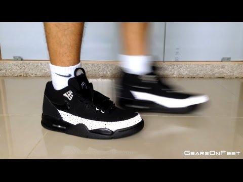 Nike Flight Squad - GearsOnFeet - YouTube