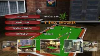 Pool Hall Pro Trailer