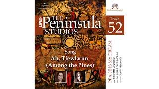 Ah, Tiewlarun (Among the Pines) I  Peace is my Dream I Live @The Peninsula Studios