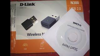 Dwa 131 Wireless N Nano Usb Adapter D Link Uk 0