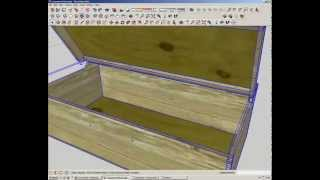 Carpenters Tool Chest Model #02