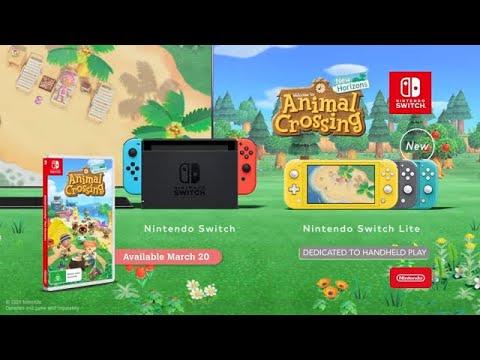Animal Crossing New Horizons Nintendo Switch Nintendo