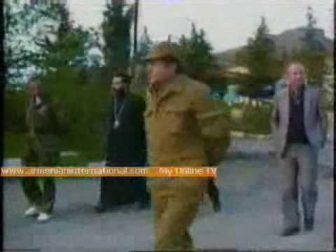 Arkady Ter-Tatevosian Documentary - During Karabakh War Part 1