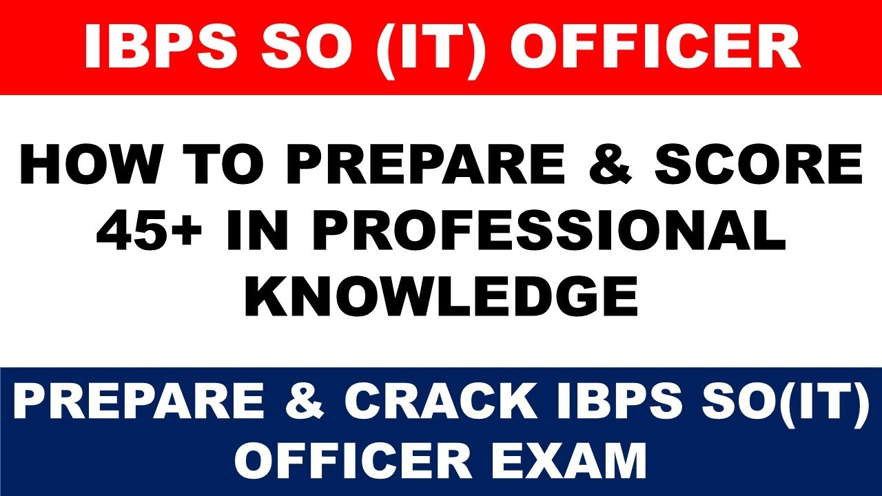 So pdf officer 2016 ibps syllabus for it
