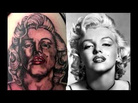 Порно нанесение татуировки на анус видео