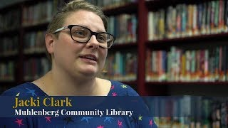 Engaging Youth at Muhlenberg Community Library with Teen Reading Lounge