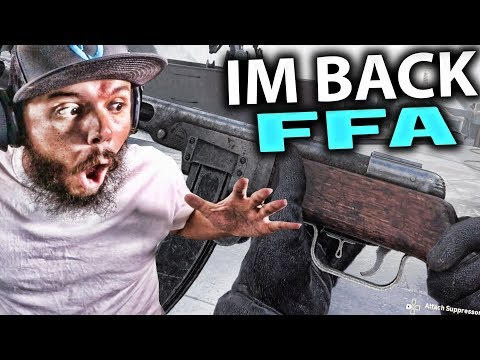 IM BACK!! THE FREE FOR ALL KING | CALL OF DUTY WW2 ONLINE GAMEPLAY