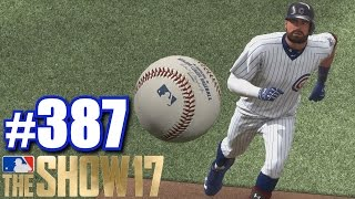 NO ONE'S DONE THIS SINCE 1935! | MLB The Show 17 | Road to the Show #387